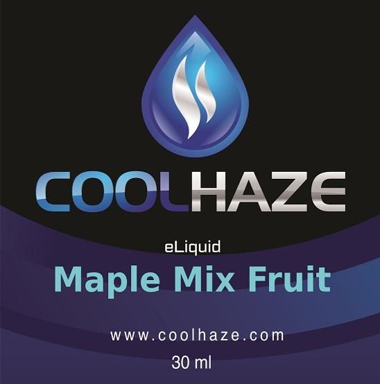 Maple mix fruit up